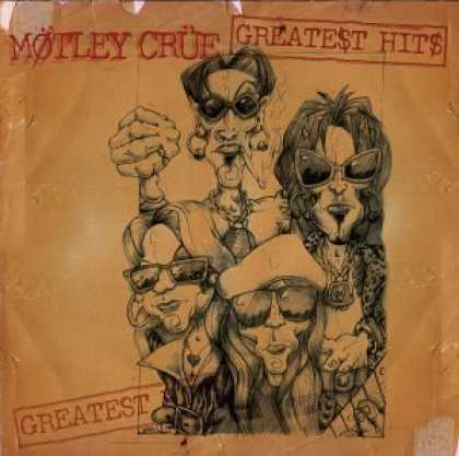 Bestselling Music (2006) - Motley Crue - Greatest Hits by Mötley Crüe