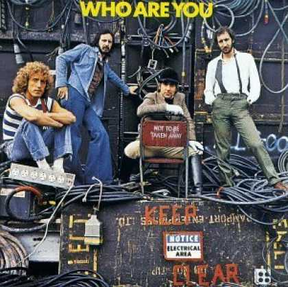 Bestselling Music (2006) - Who Are You by The Who