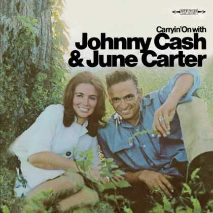 Bestselling Music (2006) - Carryin' On With Johnny Cash & June Carter by Johnny Cash & June Carter Cash