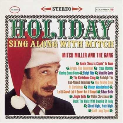 Bestselling Music (2006) - Holiday Sing-Along with Mitch Miller by Mitch Miller and the Gang