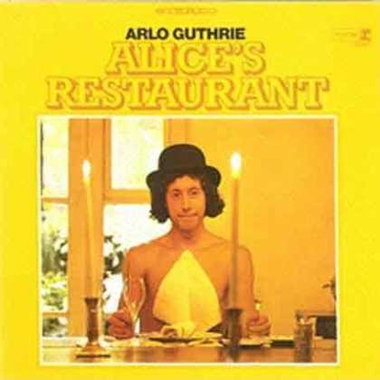 Bestselling Music (2006) - Alice's Restaurant by Arlo Guthrie