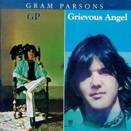 Bestselling Music (2006) - G.P./Grievous Angel by Gram Parsons
