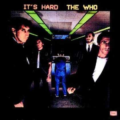 Bestselling Music (2006) - It's Hard by The Who