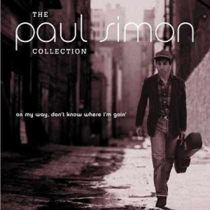 Bestselling Music (2006) - The Paul Simon Collection: On My Way, Don't Know Where I'm Goin' by Paul Simon