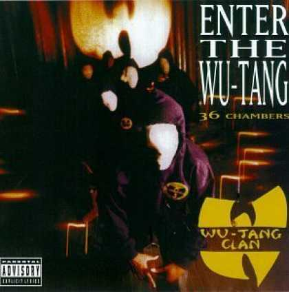 Bestselling Music (2006) - Enter the Wu-Tang (36 Chambers) by Wu-Tang Clan