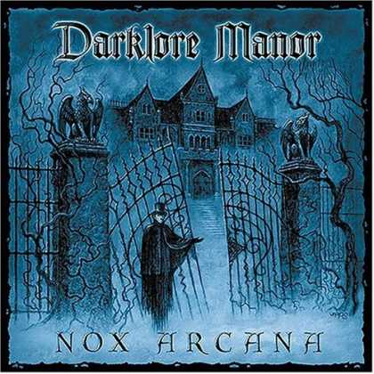 Bestselling Music (2006) - Darklore Manor by Nox Arcana