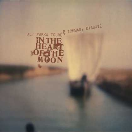 Bestselling Music (2006) - In the Heart of the Moon by Ali Farka Toure & Toumani Diabate