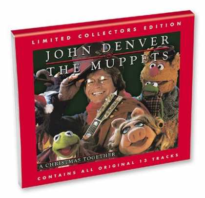 Bestselling Music (2006) - A Christmas Together by John Denver