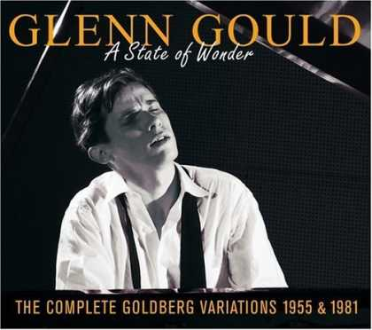 Bestselling Music (2006) - A State of Wonder: The Complete Goldberg Variations (1955 & 1981) by Johann Seba