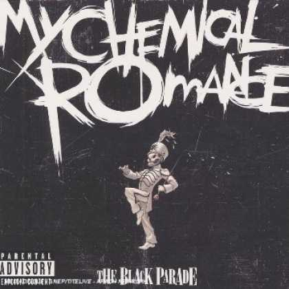 Bestselling Music (2006) - The Black Parade by My Chemical Romance