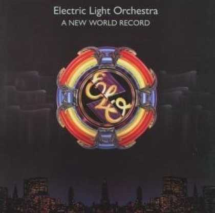 Bestselling Music (2006) - A New World Record by Electric Light Orchestra