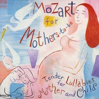 Bestselling Music (2006) - Mozart for Mothers-To-Be: Tender Lullabies for Mother and Child