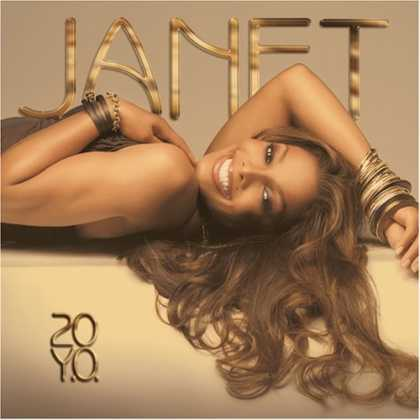 Bestselling Music (2006) - 20 Y.O. (CD+DVD) by Janet Jackson