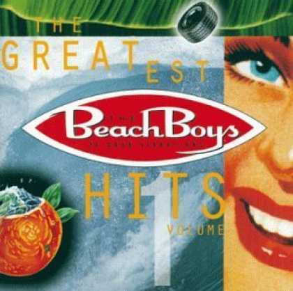 Bestselling Music (2006) - Beach Boys - 20 Good Vibrations, The Greatest Hits (Volume 1) by The Beach Boys