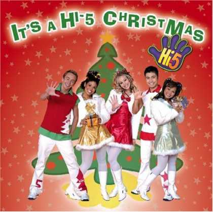 Bestselling Music (2006) - It's a Hi-5 Christmas by Hi-5