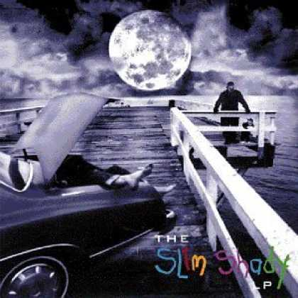 Bestselling Music (2006) - The Slim Shady LP by Eminem