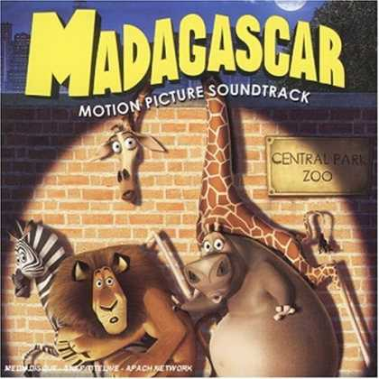 Bestselling Music (2006) - Madagascar by Original Soundtrack