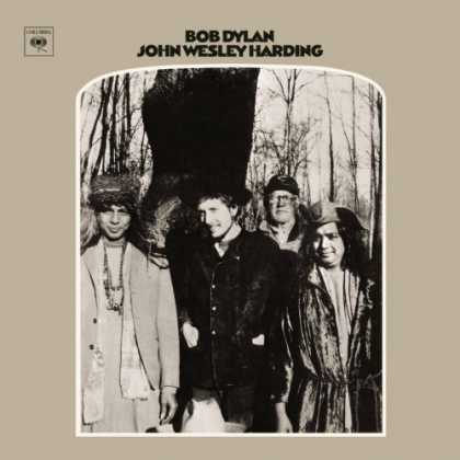 Bestselling Music (2006) - John Wesley Harding by Bob Dylan