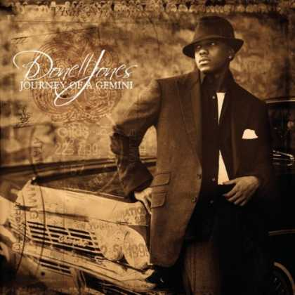 Bestselling Music (2006) - Journey Of A Gemini by Donell Jones