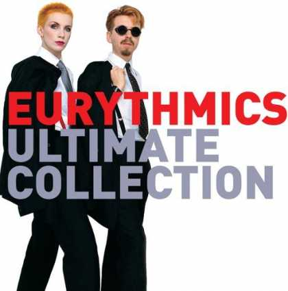 Bestselling Music (2006) - The Ultimate Collection by Eurythmics