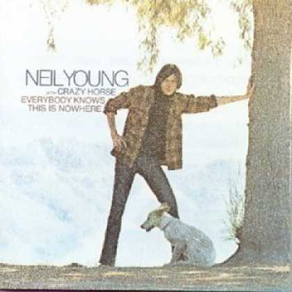 Bestselling Music (2006) - Everybody Knows This Is Nowhere by Neil Young & Crazy Horse