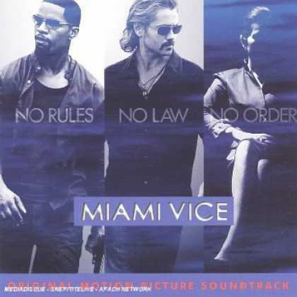 Bestselling Music (2006) - Miami Vice by Original Soundtrack