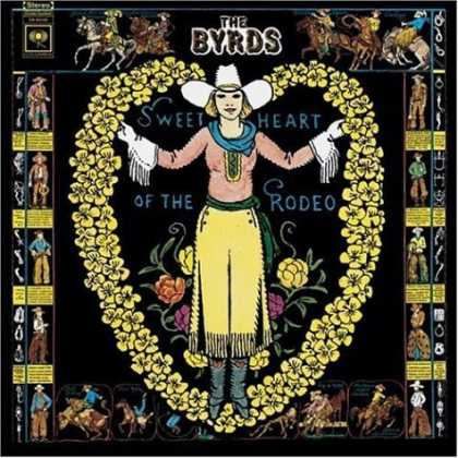 Bestselling Music (2006) - Sweetheart of the Rodeo by The Byrds