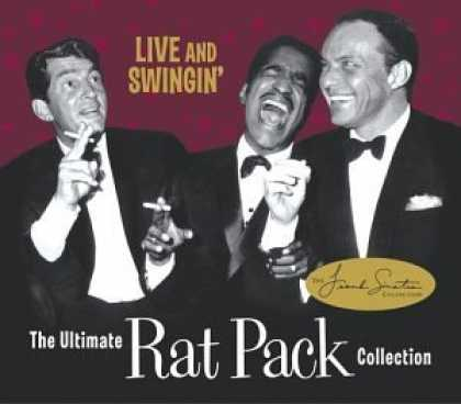 Bestselling Music (2006) - The Ultimate Rat Pack Collection: Live & Swingin (CD & DVD) by The Rat Pack