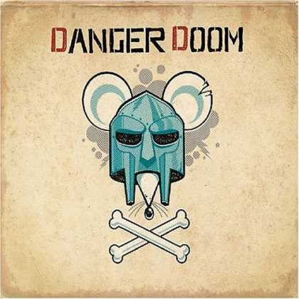 Bestselling Music (2006) - The Mouse and the Mask by Danger Doom