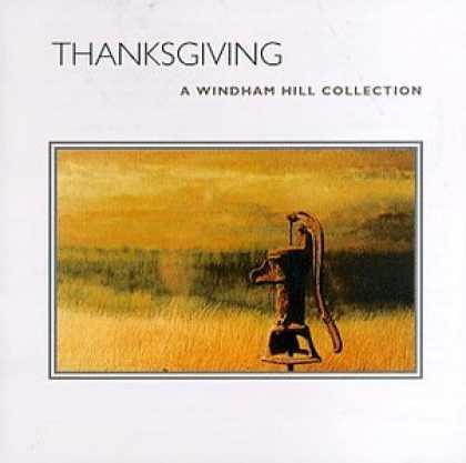 Bestselling Music (2006) - Thanksgiving: A Windham Hill Collection by Various Artists