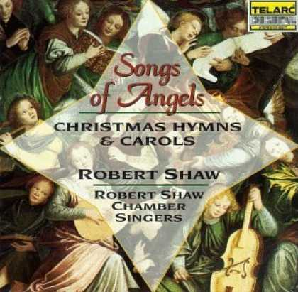 Bestselling Music (2006) - Songs of Angels - Christmas Hymns and Carols by Robert Shaw