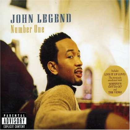 Bestselling Music (2006) - Number 1 by John Legend