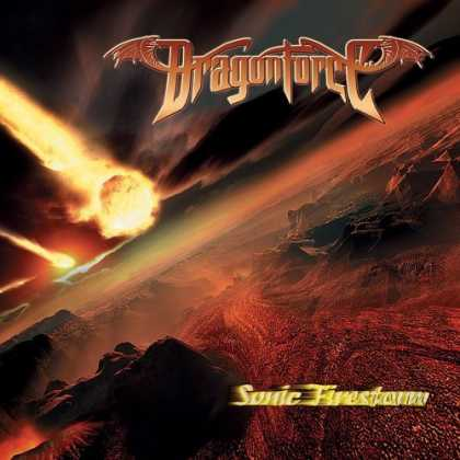 Bestselling Music (2006) - Sonic Firestorm by Dragonforce