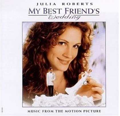 Bestselling Music (2006) - My Best Friend's Wedding: Music From The Motion Picture by Various Artists