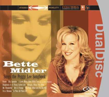 Bestselling Music (2006) - Sings the Peggy Lee Songbook by Bette Midler