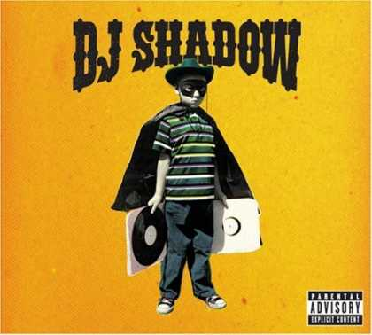 Bestselling Music (2006) - The Outsider by DJ Shadow