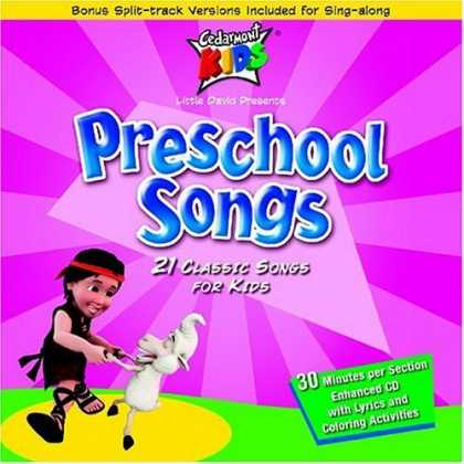 Bestselling Music (2006) - Preschool Songs by Cedarmont Kids