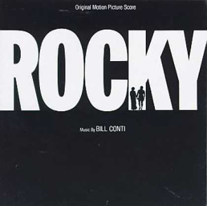 Bestselling Music (2006) - Rocky: Original Motion Picture Score by Bill Conti