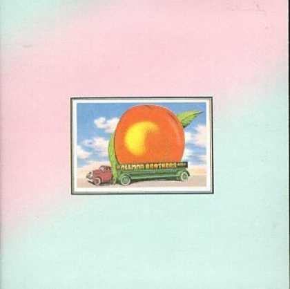 Bestselling Music (2006) - Eat a Peach by The Allman Brothers Band