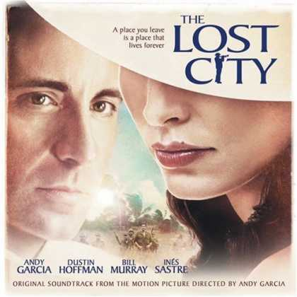 Bestselling Music (2006) - The Lost City by Original Soundtrack