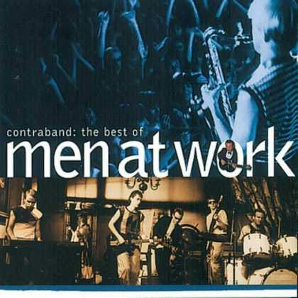 Bestselling Music (2006) - Contraband: The Best of Men at Work by Men at Work