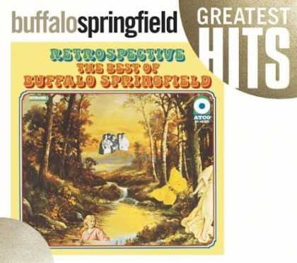 Bestselling Music (2006) - Retrospective: The Best of Buffalo Springfield by Buffalo Springfield