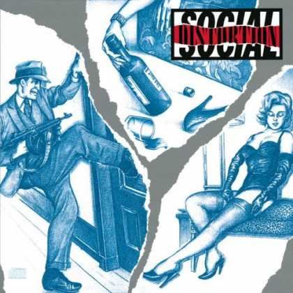 Bestselling Music (2006) - Social Distortion by Social Distortion