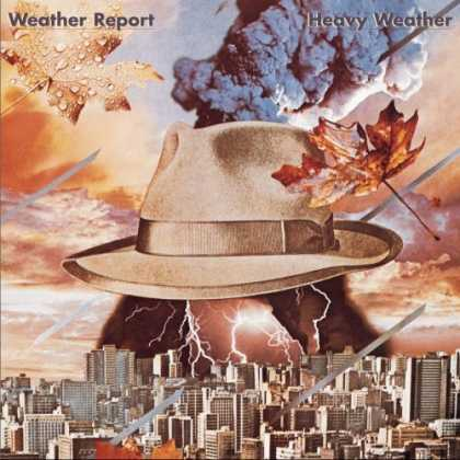 Bestselling Music (2006) - Heavy Weather by Weather Report