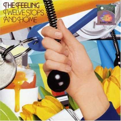 Bestselling Music (2006) - Twelve Stops and Home by The Feeling