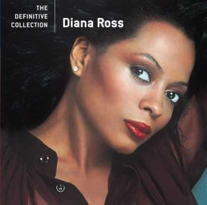 Bestselling Music (2006) - The Definitive Collection by Diana Ross