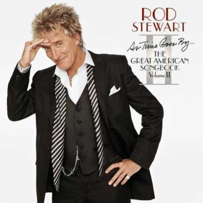 Bestselling Music (2006) - As Time Goes By...The Great American Songbook: Volume II by Rod Stewart