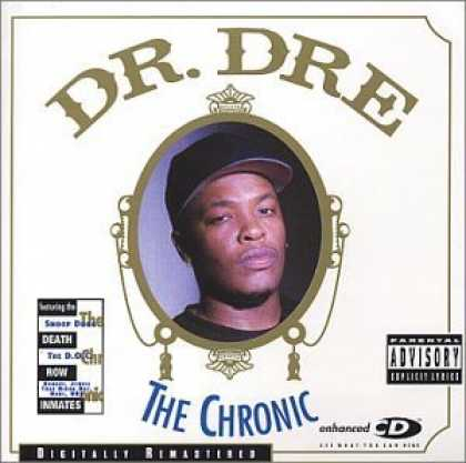 Bestselling Music (2006) - The Chronic by Dr. Dre