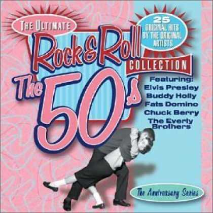 Bestselling Music (2006) - The Ultimate Rock & Roll Collection: The 50's by Various Artists