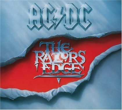 Bestselling Music (2006) - The Razor's Edge by AC/DC